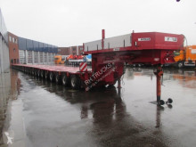 Nicolas heavy equipment transport semi-trailer GOOSENECK + 16 ASLINER - TOTAL 355TON