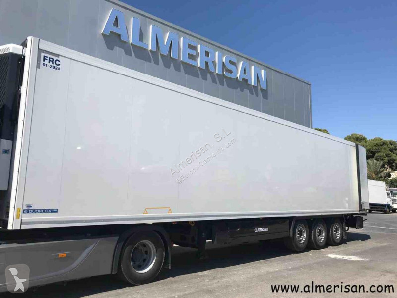 View images Krone SDR semi-trailer