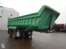 Trailer kipper Leciñena UNUSED - tipper - steel susp - drum brakes - 18 m³
