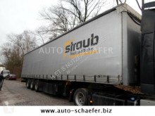 Kögel SN 24/ Pritsche semi-trailer used tarp