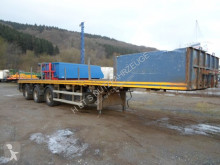 Faymonville heavy equipment transport semi-trailer Telesattel auf 20 m ausziehbar