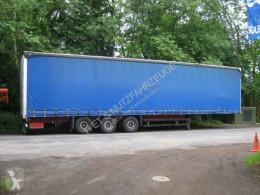 Semi reboque caixa aberta com lona Schmitz Cargobull Megatrailer/Jolodaausstattung
