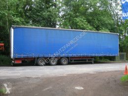 Semirremolque Schmitz Cargobull Megatrailer/Jolodaausstattung lona corredera (tautliner) usado