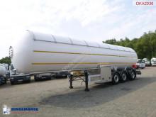 semiremorca Kadatec Gas tank 57m3 / 1comp. UN1965- UN1969- KA350C