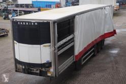 trailer SOR Iberica Curtainside Reefer Carrier Vector 1800