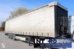 Krone Profi Liner semirimorchio centinato francese buca coils usato semi-trailer used beverage delivery