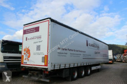 Krone Plane 3:achser semi-trailer used tarp