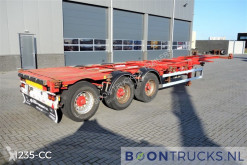 Semitrailer HFR 20-30-40-45ft HC * DISC BRAKES * containertransport begagnad