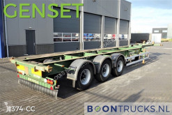 HFR SB24 + GENSET 2011 | 40ft HC * 4460 Kg Netto* semi-trailer