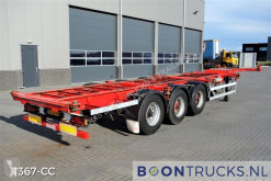 Groenewegen 40-14CC-12-27 | 20-30-40ft CONTAINERCHASSIS semi-trailer