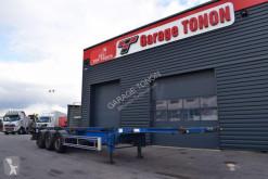 Trax PORTE CONTAINERS semi-trailer