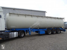 LAG SILO TRAILER / 0-3-38 KLA / 9T SAF AXLES / 1993 semi-trailer used tanker