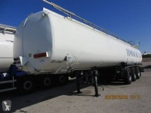 Trailer Indox S3T-247180-AN-120 tweedehands tank chemicaliën