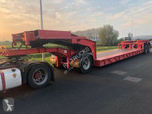 Nooteboom OJD-28+ODB-57 semi-trailer used heavy equipment transport