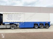 Semirremolque lonas deslizantes (PLFD) Langendorf SGL 3 SGL 3 Glastransporter/Innenlader 7,7m