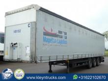Semirremolque lonas deslizantes (PLFD) usado Schmitz Cargobull SCS