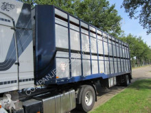 Used cattle semi-trailer Floor Landbouw verkeer