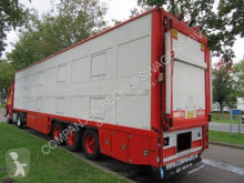 Berdex DO270.6 semi-trailer used cattle