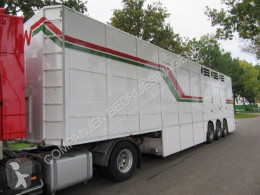 Berdex OL 1227 semi-trailer used cattle