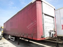 Fisa Salomon semi-trailer used tautliner