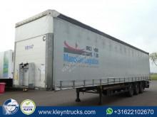 Félpótkocsi Schmitz Cargobull SCS használt függönyponyvaroló