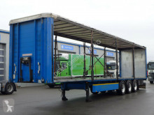 used dropside flatbed semi-trailer