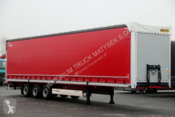 semi remorque Wielton BOARDSIDER / MEGA / LIFTED ROOF AND AXLE /2017