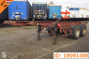 Trailor container semi-trailer Skelet 20 ft