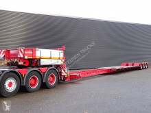 Nooteboom heavy equipment transport semi-trailer EURO-48-03 / EXTENDABLE / REMOVABLE NECK