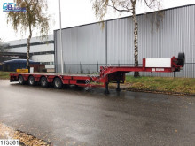 Faymonville Lowbed 71000 KG, 4 Axles, B 2,54 mtr, Lowbed semi-trailer used heavy equipment transport