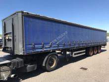 Semitrailer Van Hool O4/DA skjutbara ridåer (flexibla skjutbara sidoväggar) begagnad