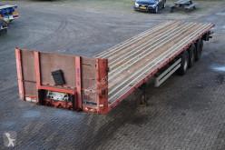 semi remorque Van Hool Flatbed / APK: 21-01-2020