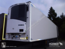 Semi remorque isotherme occasion Schmitz Cargobull Reefer Standard Double deck