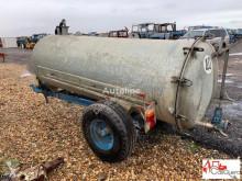 Semirremolque cisterna CUBA DE AGUA