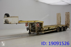 naczepa nc Low bed trailer