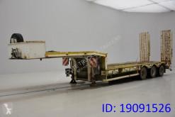 semi reboque nc Low bed trailer