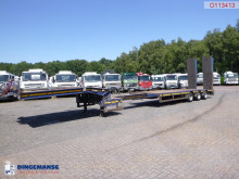 Faymonville semi-lowbed trailer 60 t / extendable 12.2 m + Ramps and Winch