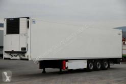 Krone REFRIDGERATOR /CARRIER VECTOR 1550/ LIFTED AXLE semi-trailer