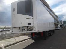 Félpótkocsi Schmitz Cargobull Scb*S3 B használt hűtőkocsi