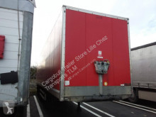Samro box semi-trailer Fourgon express