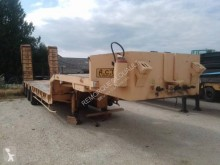 ACTM semi-trailer used heavy equipment transport