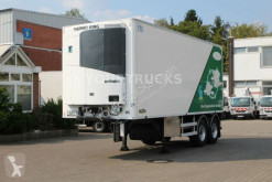 Semirremolque isotérmica Chereau Thermo King SLXe 100/Fleisch-Meat/Trennwand/FRC
