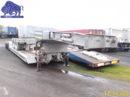 Nicolas Low-bed semi-trailer used heavy equipment transport