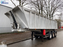 Semitrailer flak General Trailers kipper Steel suspension