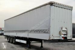 Krone BOARDSIDER / STANDARD / SAF AXES / 2012 YEAR / semi-trailer