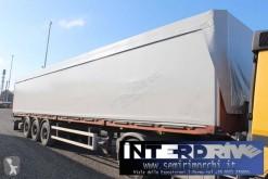 Bartoletti beverage delivery semi-trailer semirimorchio centina regolabile sponde usato