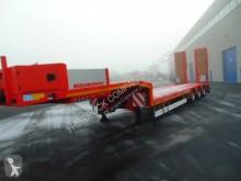 naczepa do transportu sprzętów ciężkich Kässbohrer