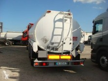 BSL BSLT semi-trailer used oil/fuel tanker