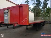 Riotrailer porta bobines semi-trailer used tarp