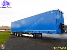 Kässbohrer SCS Curtainsides semi-trailer used tautliner